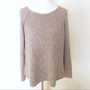Brandy Melville Italy beige sweater one size